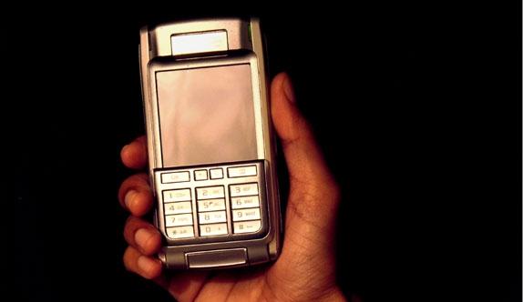 Teléfonos móviles en forma de autos