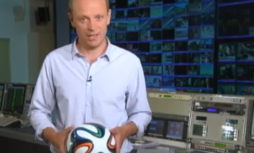 El Mundial en directo desde el espacio