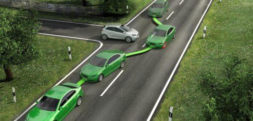 Sistemas de seguridad en el auto