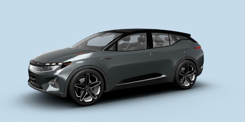 El auto del futuro